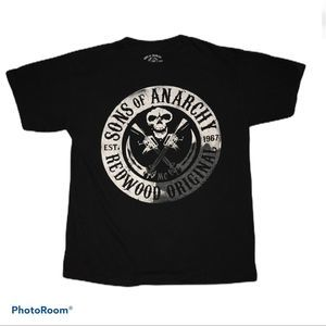 Sons of Anarchy Shirts - Son's of Anarchy T-shirt Rare!
